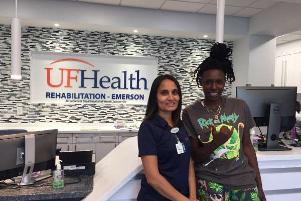 Hand Therapy Week UF Health Jax 2019