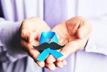 movember ribbon