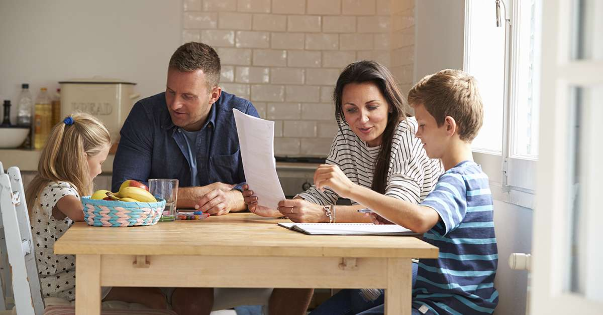 How to Make and Keep Healthy Family Resolutions in 2020