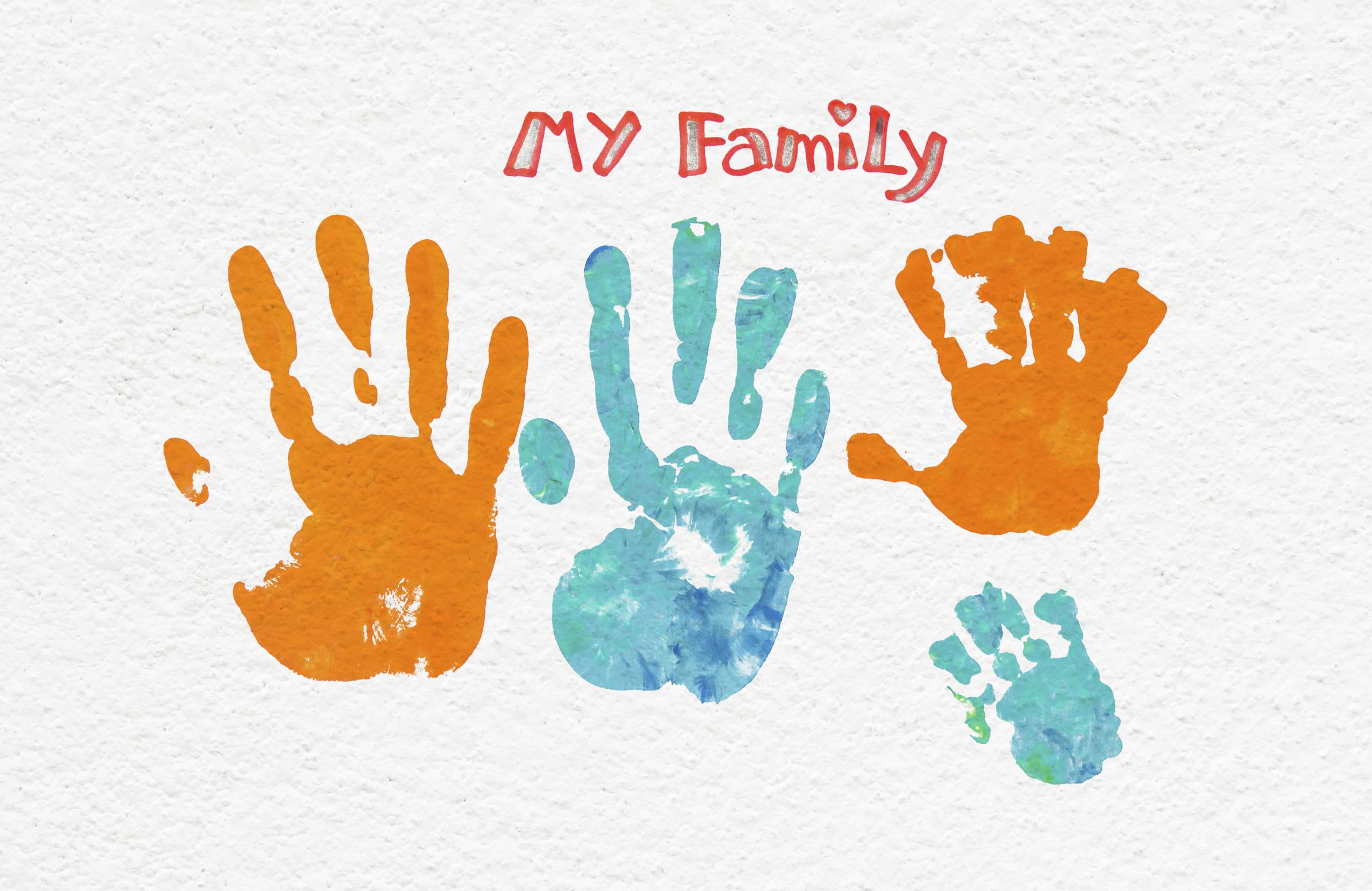 family-handprints
